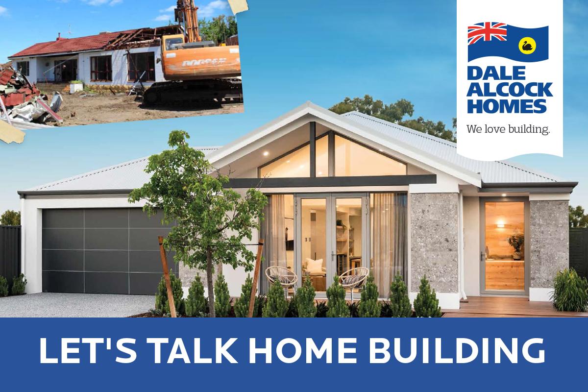 Renovate or Detonate – Dale Alcock Homes