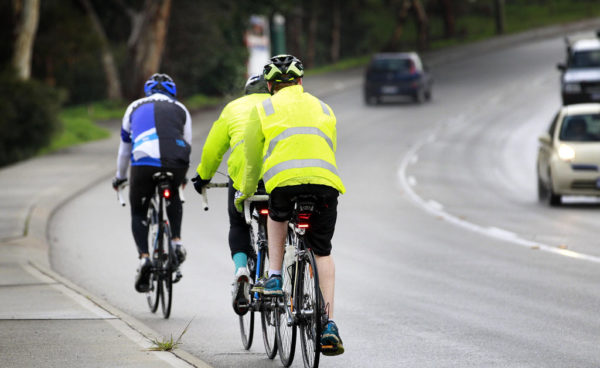 New road rules when motorists overtaking cyclists