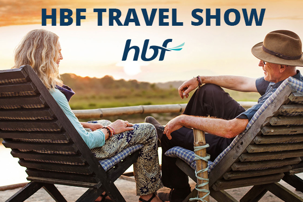 Most popular destinations for West Australians – HBF Travel Show