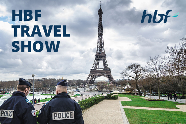 Terrorism and travel insurance – HBF Travel Show