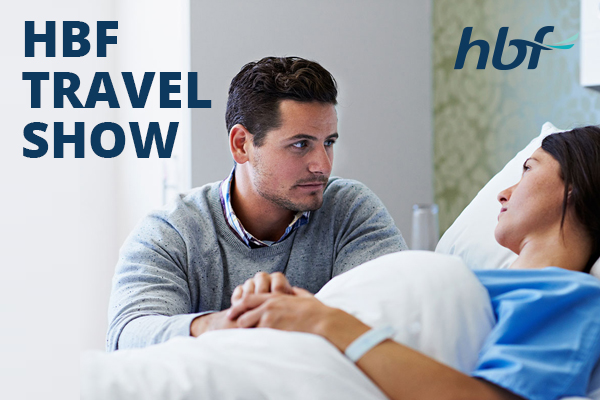 What happens when you need to go to hospital overseas – HBF Travel Show