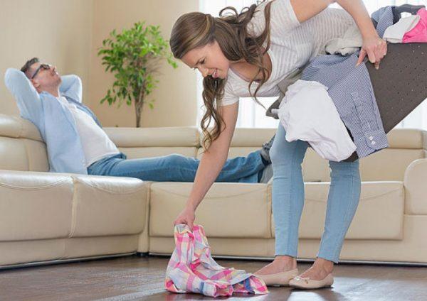 The real reason women do more housework