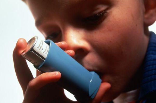 Asthma sufferers running the gauntlet