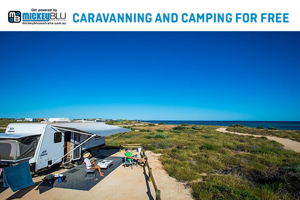 What Is Mickey Blu? – Caravanning & Camping For Free