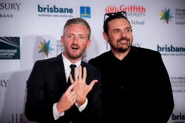 Local director's first feature filmed in Perth leaves it's mark on LA