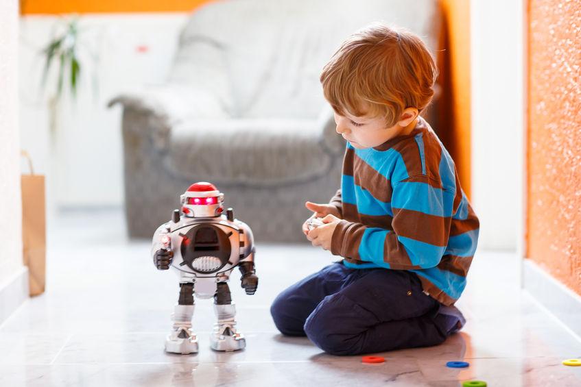 Should We Trust Cute Kids Toys?