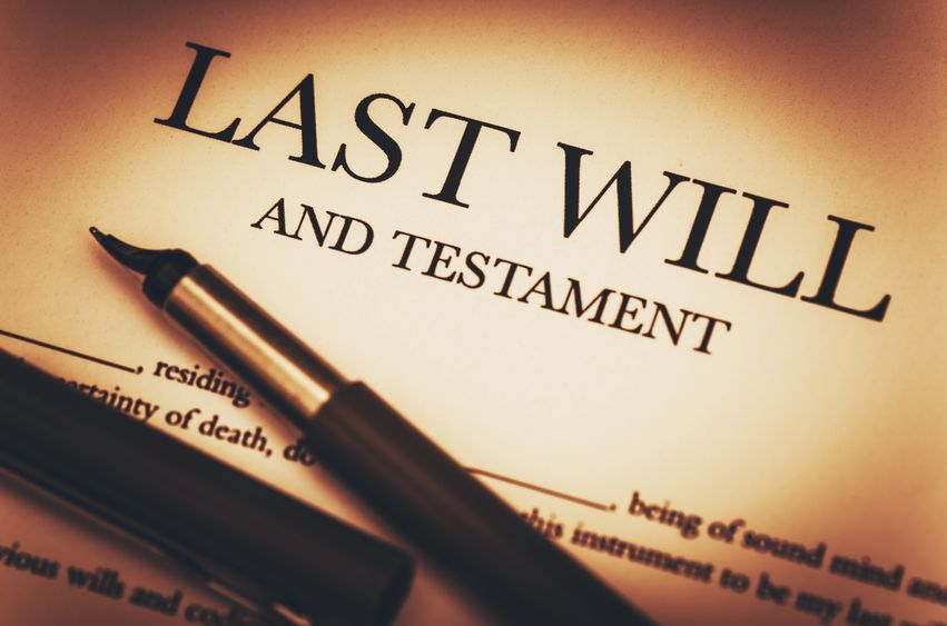 How to take the pain out of making a will