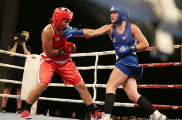 Commonwealth Games Feature: Boxer, Caitlin Parker