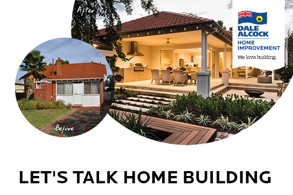 Just Not for Granny Flats – Let's Talk Home Building for Dale Alcock Homes – November 18th, 2017.
