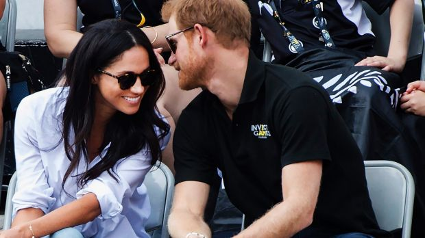 All the details of Prince Harry's engagement