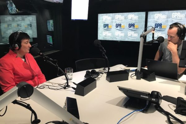 Business Council chief joins Mornings