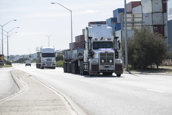 Article image for New starters in trucking industry more likely to take risks