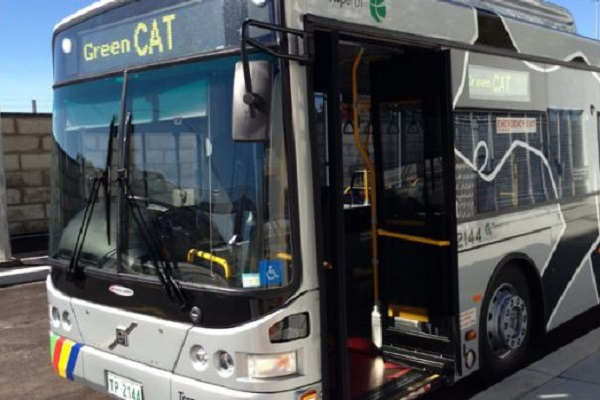 Fewer passengers on Perth buses