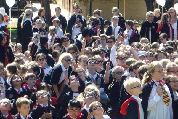 Wembley Primary School world record