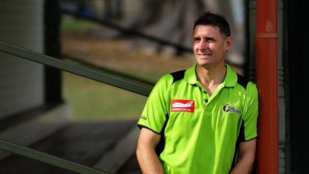"""Article image for Hussey hails """"freak"""" Australian skipper"""