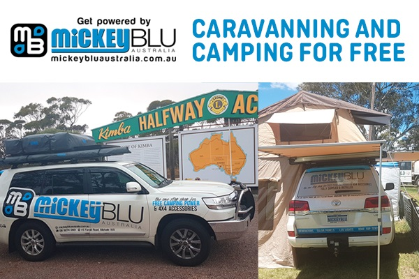 TURN YOUR 4 X 4 INTO A FREE CAMPER TRAILER  FOR XMAS
