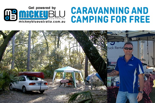 What are the essentials needed for FREE CAMPING? – Mickey Blu
