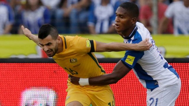 Socceroos V Honduras report with Duncan McKenzie-McHarg