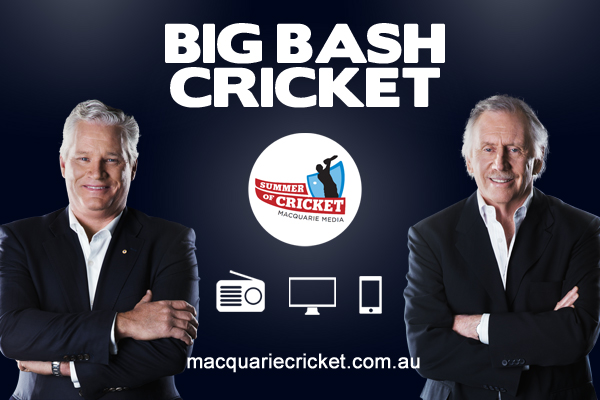 Article image for BBL LIVE – Hobart Hurricanes vs Melbourne Renegades | All the action from Blundstone Arena