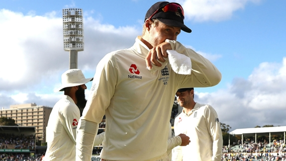 Article image for Farbrace recognises England's limitations amid Perth punishment