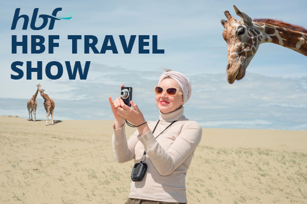 Craziest travel claims  – HBF Travel Show
