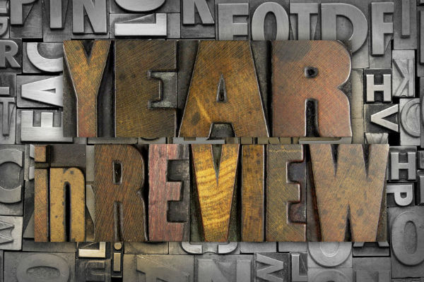 Social Media Year in Review