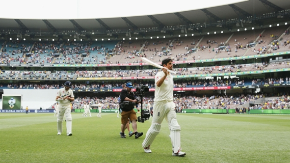 Article image for The Ashes Round-up: Cook a class apart as England claim huge lead