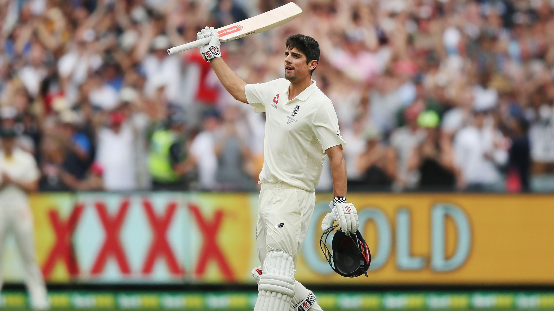 Article image for Sublime Cook gives England control at MCG