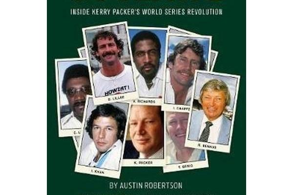 Austin Robertson's Cricket Outlaws