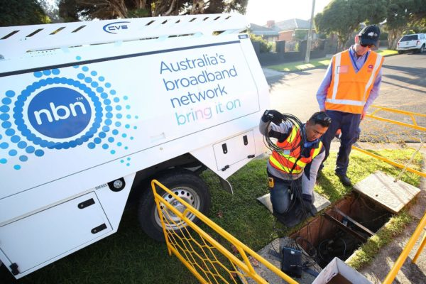 "Tech expert Ben Aylett believes the NBN is ""not going to last"""
