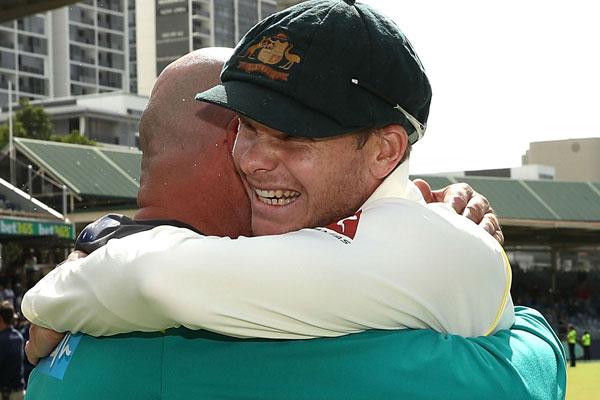 Article image for Proud Steve Smith praises 'bold' Australia selectors