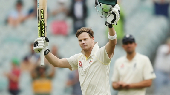 Steve Smith challenges Virat Kholi
