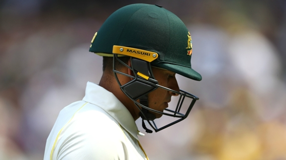 Article image for Warne demands more from struggling Khawaja