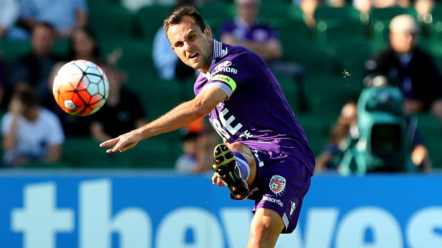 Perth Glory Assistant Coach: Richard Garcia