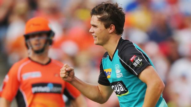 Article image for Swepson improving every year, says Hussey