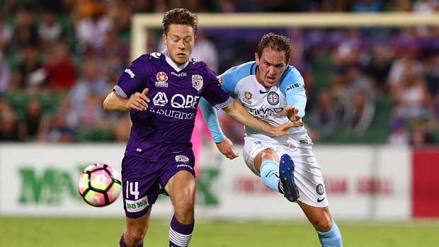 Chris Harold: Perth Glory