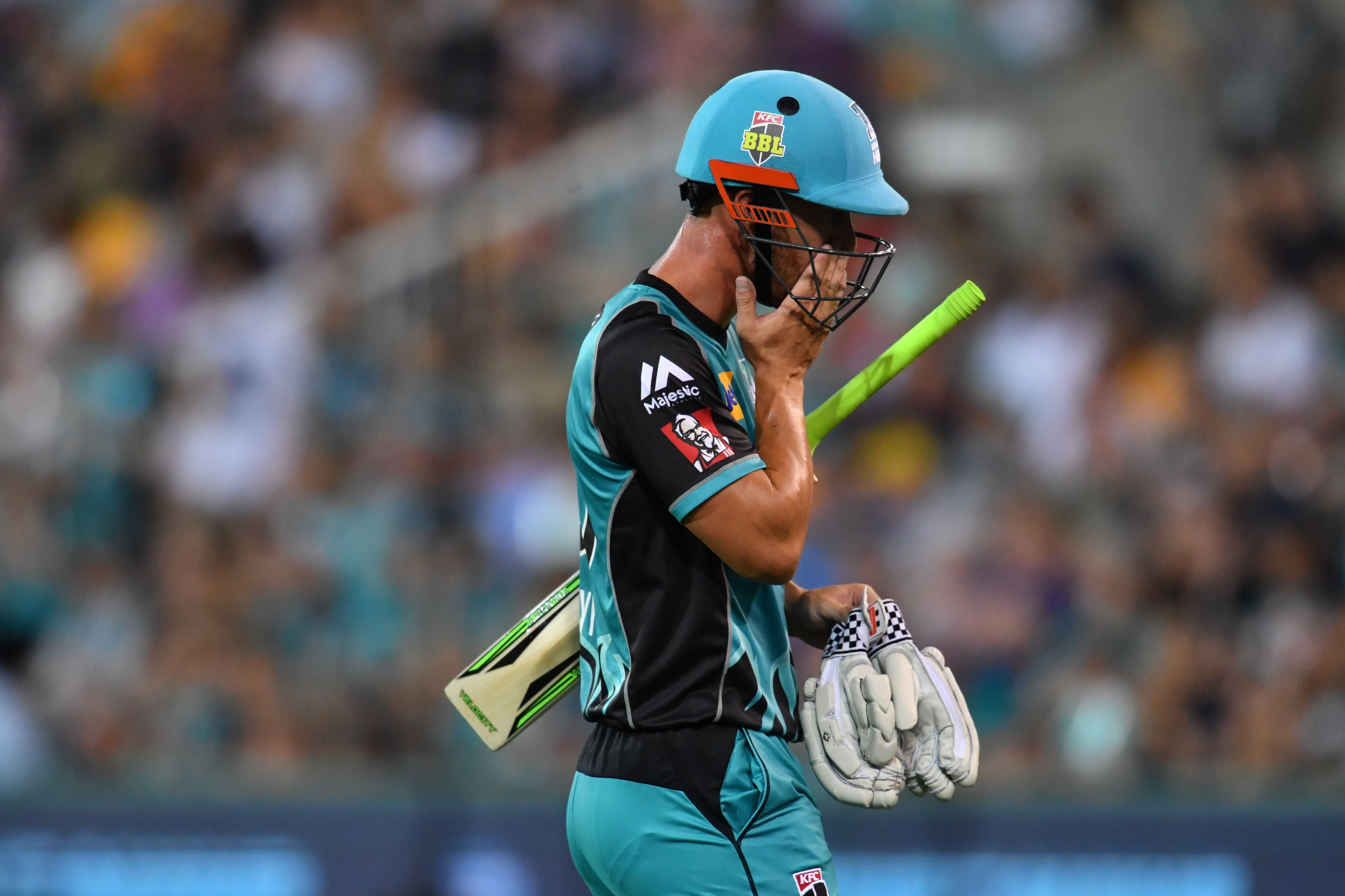 Article image for Chris Lynn battling multiple injuries