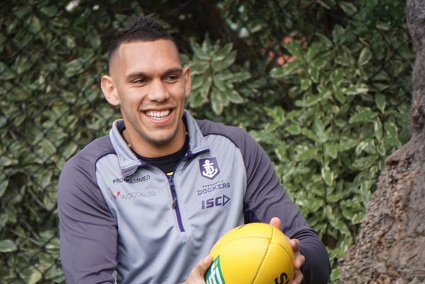 Article image for Harley Bennell given a warning for COVID breach
