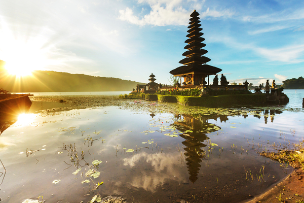 Mt Agung's effect on Bali Tourism