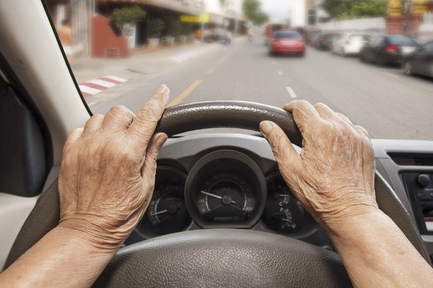 Elderly drivers good on our roads