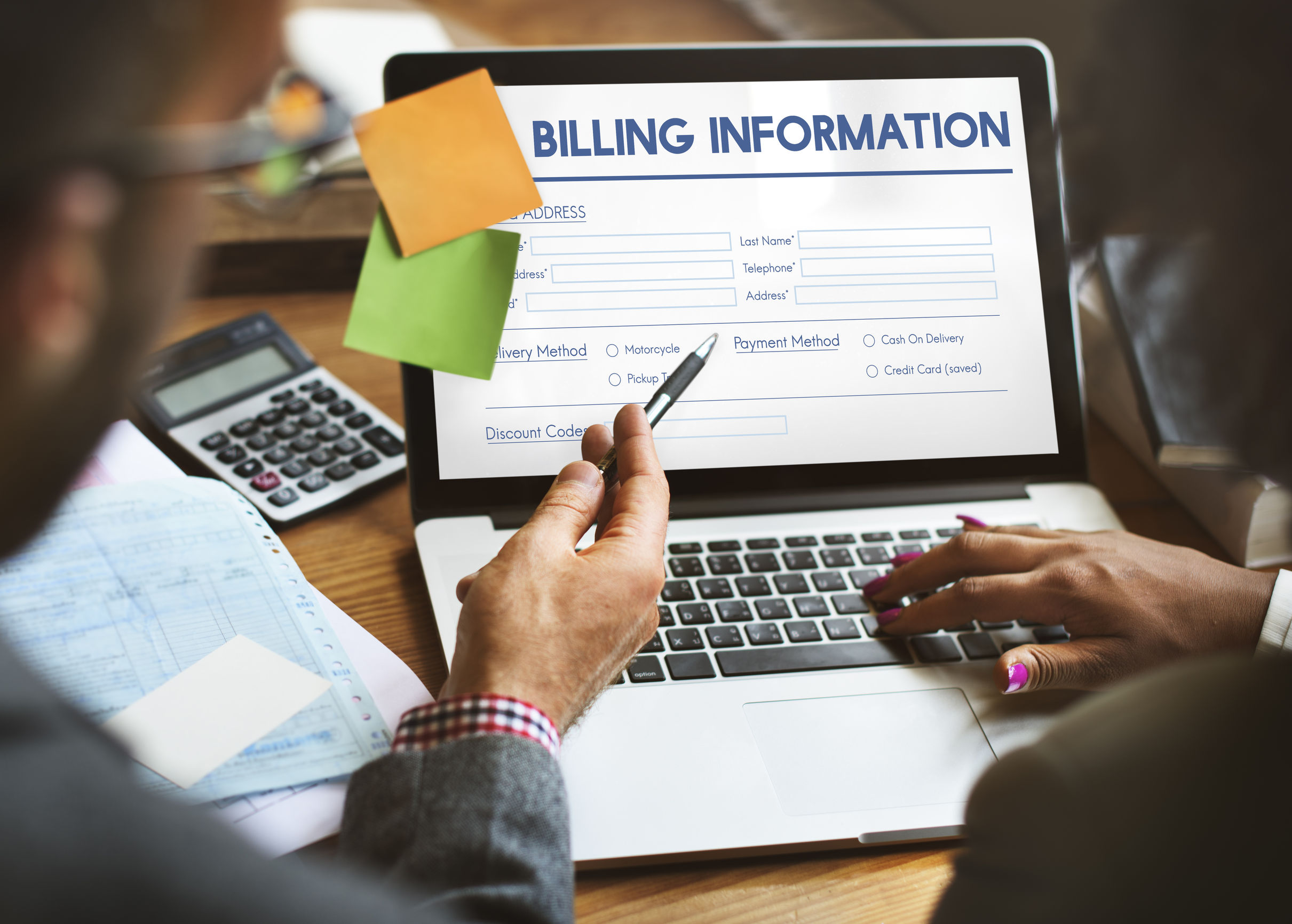 Why should customers have to pay for paper billing?