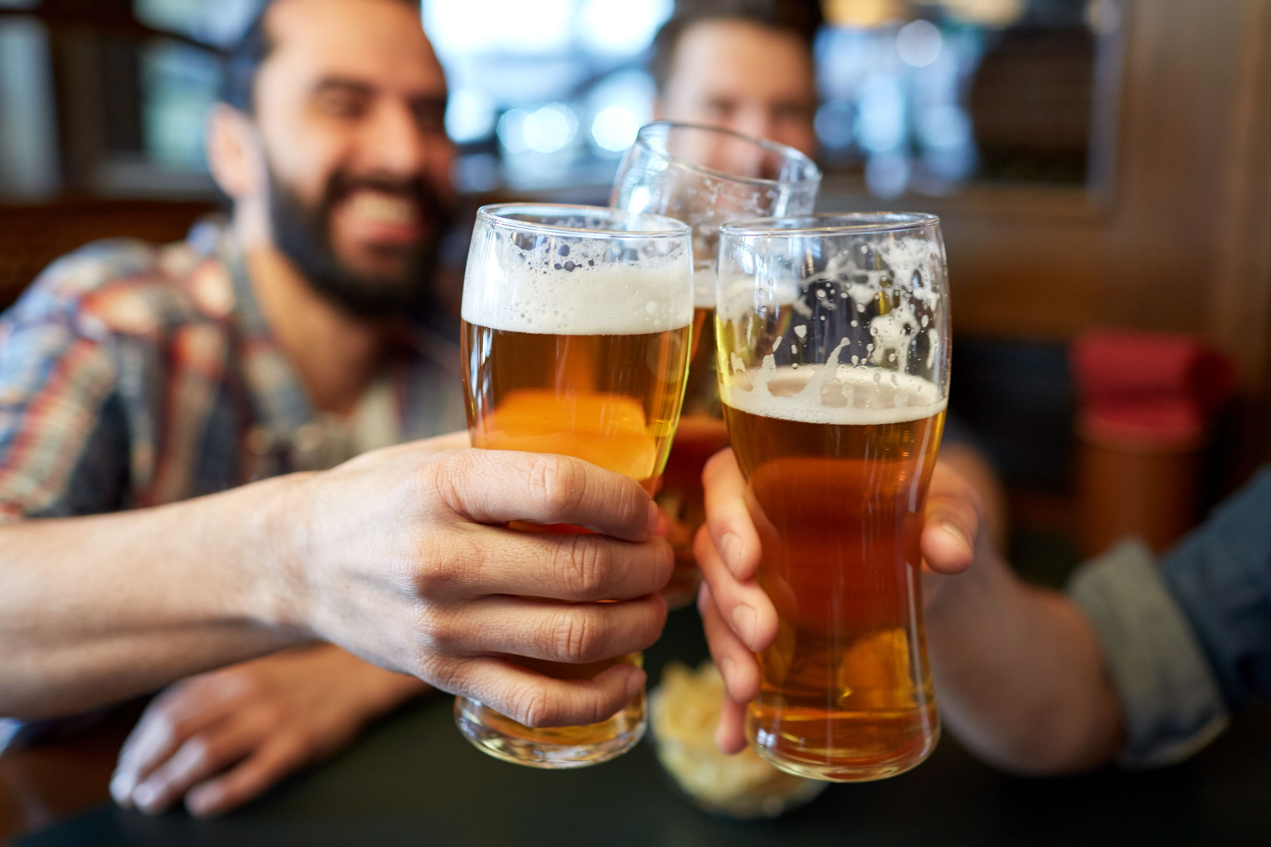 Article image for Learn and drink at the same time