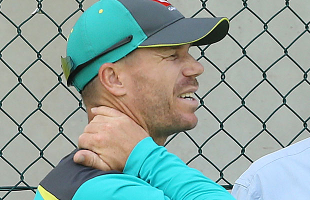 Article image for Heat on Warner after another poor ODI score