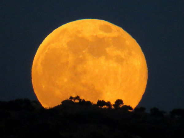 Full moon driving you crazy?