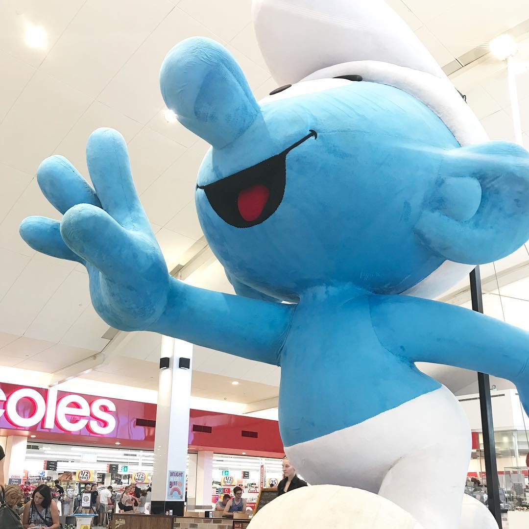 Collecting Smurfs