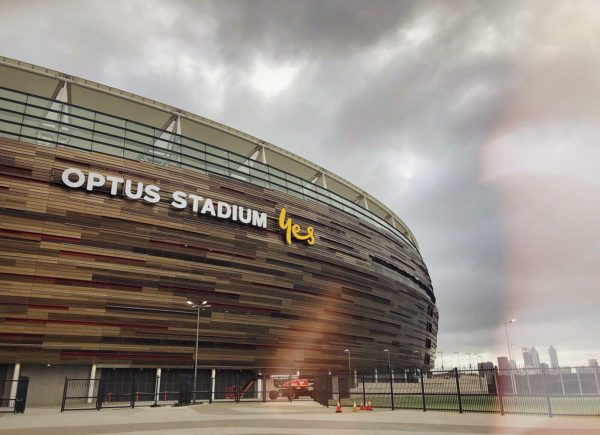 Take the full tour of Optus Stadium