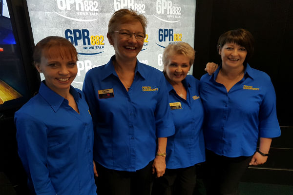 Wonderful Barbershop from the ladies of Perth Harmony