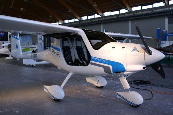 Electric Aeroplane takes off at Jandakot