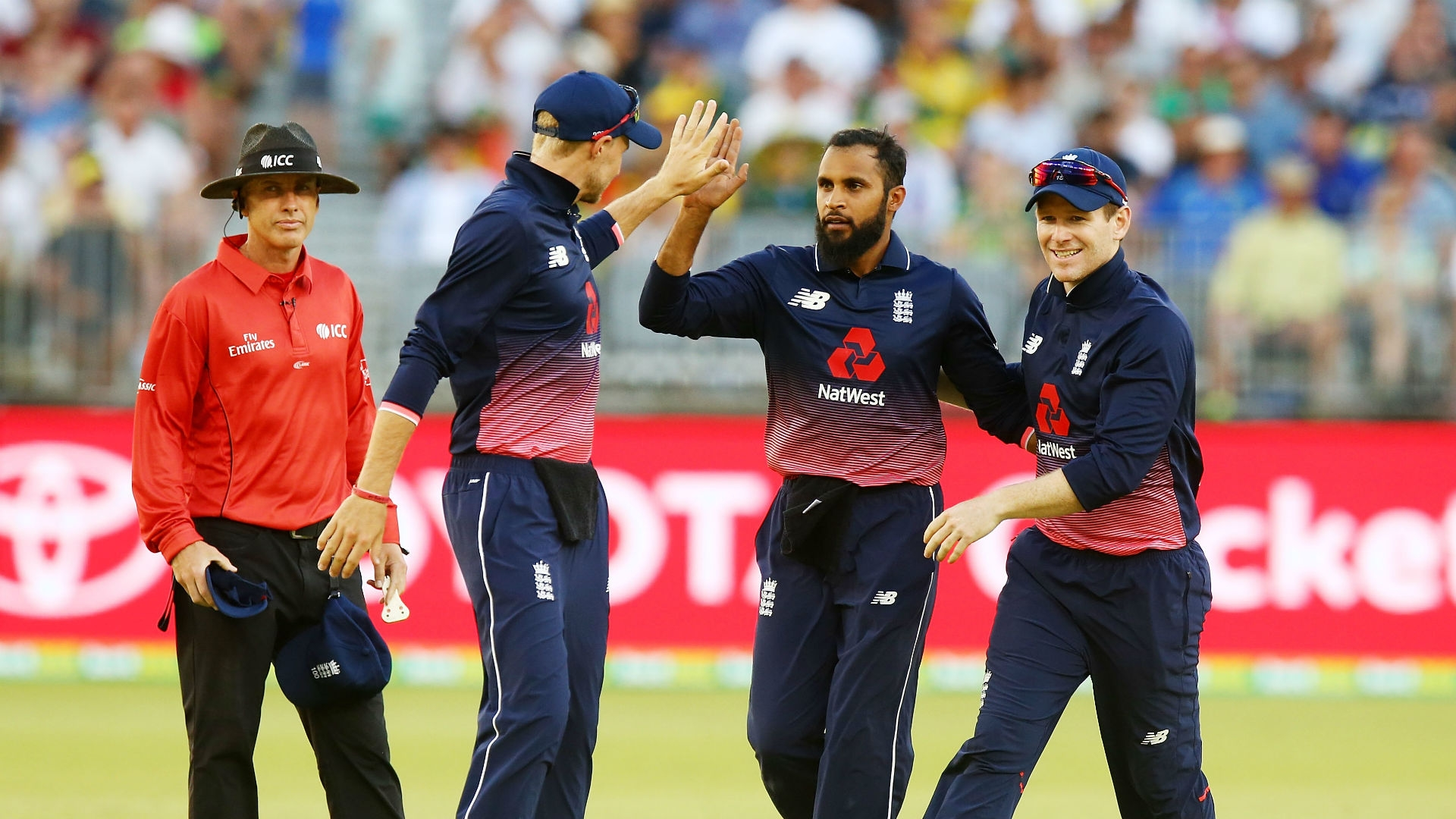 Curran snags five as England complete 4-1 series rout
