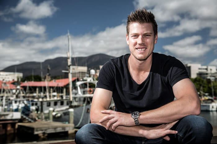 I'm not gay: James Faulkner